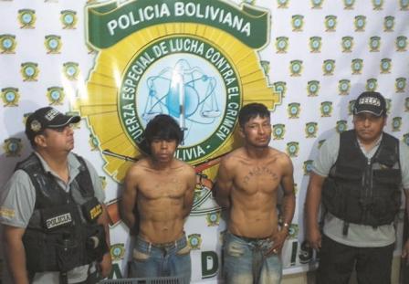 Pandilleros-arrestados-por-robo