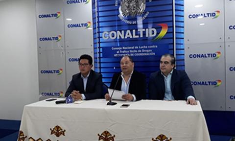 Romero-revela-que-acusado-por-narcotrafico-participo-en-actos-de-la-FELCC-y-lo-vincula-con-Medina