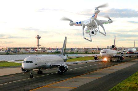 Uso-de-drones,-regiran-prohibiciones