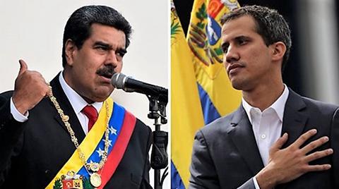 Maduro-y-Guaido-enviaran-delegados-a-reunion-en-Oslo