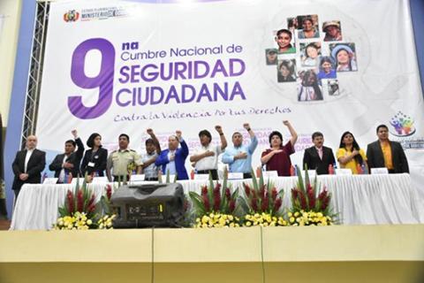 Resultado de imagen para IX Cumbre Nacional de Seguridad Ciudadana