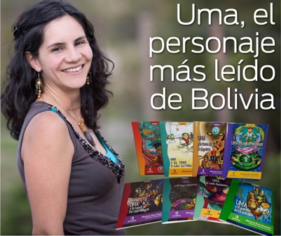 Uma,-el-personaje-mas-leido-de-Bolivia