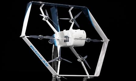 Amazon-presenta-un-dron-de-entrega-