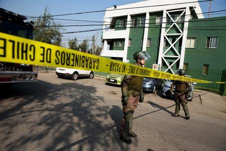 Acto-terrorista-en-cuartel-de-la-policia-chilena