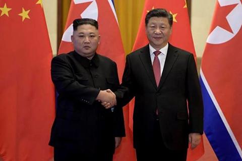 China-y-Corea-del-Norte-se-comprometen-a-fortalecer-sus-lazos-militares