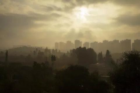 Calidad-del-aire-empeora-en-varias-ciudades-chinas