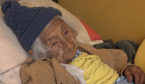 -Mama-Julia-,-la-mujer-mas-longeva-de-Bolivia,-esta-enferma