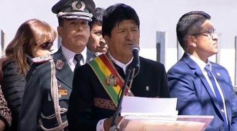 Evo-Morales-desea-convertir-la-escuela-militar-antiimperialista-en-un-Comando-del-Sur