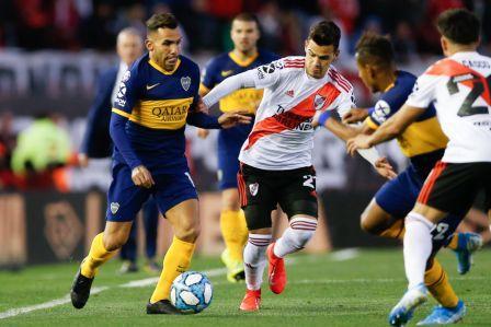 Nuevo-capitulo-sin-vencedor,-River-juega-mejor-pero-falla-ante-Boca-Juniors-(0-0)