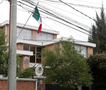 Cancilleria-otorgo-salvoconductos-a-dos-refugiadas-en-la-Embajada-de-Mexico