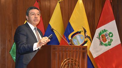 Secretario-General-de-la-Comunidad-Andina-felicita-a-Luis-Arce-y-le-augura-exitos