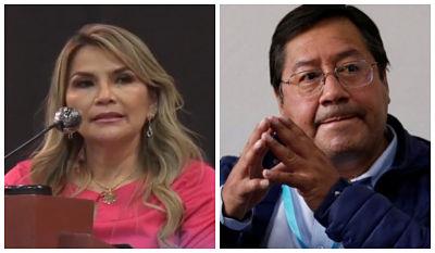 Gobierno-espera-que-haya-una-reunion-entre-los-presidentes-Jeanine-Ánez-y-Luis-Arce
