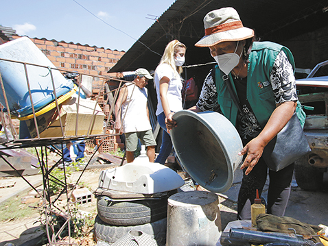 Plan-Todos-contra-el-Dengue-eliminara-los-criaderos-de-mosquitos