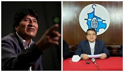 Morales-y-su-abogado-cuestionan-a-la-Iglesia-Catolica-por-apoyar-pedido-de-auditoria-a-las-elecciones