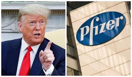 Trump-acusa-a-Pfizer-de-demorar-el-anuncio-de-su-vacuna-contra-el-coronavirus-para-frustrar-su-triunfo-en-las-urnas