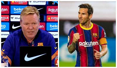 Ronald-Koeman:--Messi-quiere-seguir-ganando-y-sigue-siendo-el-mejor-