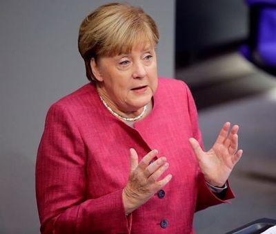 Merkel-alerto-que-el-coronavirus--dominara--la-vida-por-mucho-tiempo