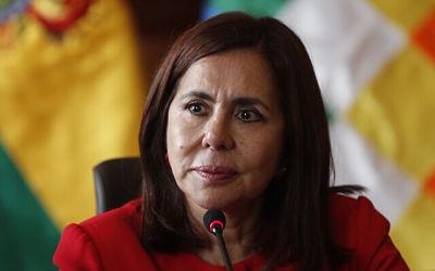 Longaric-denuncia-ante-la-OEA-que-el-MAS-empano-transicion-con-decisiones-que-provocan-conflictos