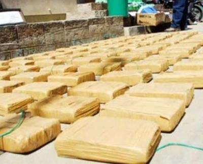 FELCN-secuestra-135-Kilos-de-cocaina-y-marihuana-en-tres-operativos