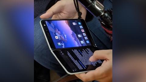 Filtran-el--Surface-Duo--de-Microsoft-con-doble-pantalla
