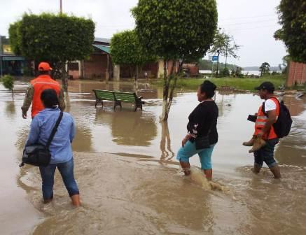 Reportan-deslizamientos-y-alerta-debido-a-las-fuertes-lluvias-en-dos-departamentos