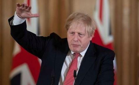 Primer-ministro-del-Reino-Unido,-Boris-Johnson,-tiene-coronavirus