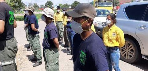 Bomberos-voluntarios-que-mitigaron-incendio-en-el-Parque-Nacional-Otuquis-retornan-a-sus-hogares