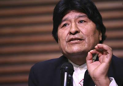 Evo-dice-que-Bolivia-sufre--dos-pandemias-:-El-coronavirus-y-la-dictadura-
