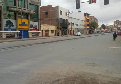Tras-confirmarse-dos-casos-mas-de-Covid-19,-Oruro-amplia-su-cuarentena-