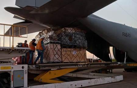 Bolivia-recibe-nueva-donacion-de-insumos-medicos-para-enfrentar-el-Covid-19