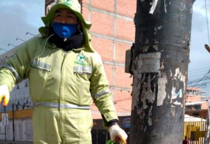 Trabajadores-de-aseo-piden-jornada-de-tres-horas-y-beneficios-por-la-pandemia