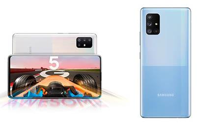 Samsung-anuncia-dos-nuevos--smartphones--de-la-gama-Galaxy-A-con-conectividad-5G