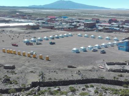 Unos-170-ciudadanos-bolivianos-ingresan-a-Pisiga-desde-Chile