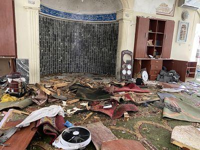 Al-menos-cuatro-muertos-por-atentado-con-bomba-en-una-mezquita-en-Afganistan