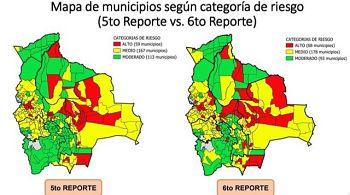 Coronavirus:-suben-a-68-los-municipios-con-riesgo--alto--de-contagio,-segun-el-Ministerio-de-Salud