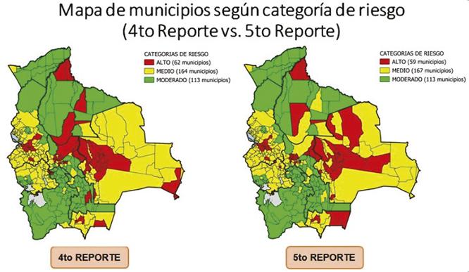 Hay-59-municipios-con-Riesgo-Alto-por-Covid-19,-la-mayoria-en-La-Paz,-Cochabamba-y-Santa-Cruz