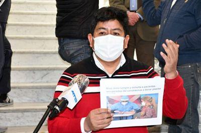 Diputado-del-MAS-advierte-que-Ánez-es-pasible-a-un-proceso-penal-por-haber-donado-sangre-en-junio