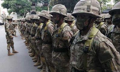 Reportan-957-militares-afectados-por-el-COVID-19-en-Bolivia