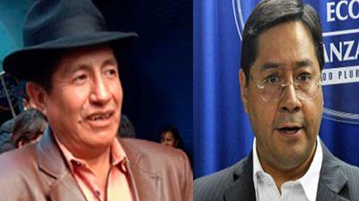 Rafael-Quispe-pide-a-la-Fiscalia-citar-a-Luis-Arce-en-caso-desfalco-millonario-al-ex-Fondo-Indigena