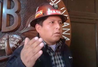 Tras-ser-denunciado,-Huarachi-dice-que-no-se-escapara-y-ratifica-bloqueo-desde-el-lunes