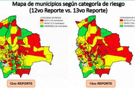 Covid-19:-los-municipios-en--riesgo-alto--suben-a-147