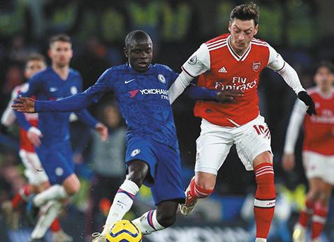Arsenal-y-Chelsea-por-el--titulo-de-la-Copa-de-Inglaterra