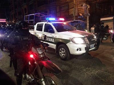 Policia-interviene-una-fiesta-en-El-Alto-y-captura-16-personas