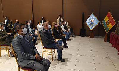 Presidenta-Ánez-y-ministros-del-Estado-participan-en-la-misa-en-honor-a-la-Virgen-de-Urkupina