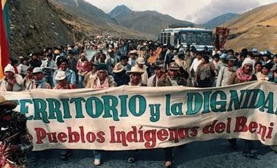 Conmemoran-tres-decadas-de-la-marcha-indigena--Por-el-Territorio-y-la-Dignidad--en-Trinidad
