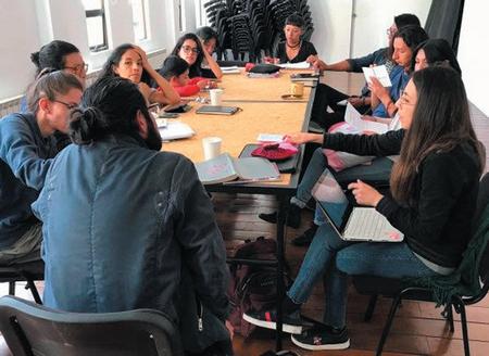 Cineastas-bolivianas-siguen-una-lucha-31-anos