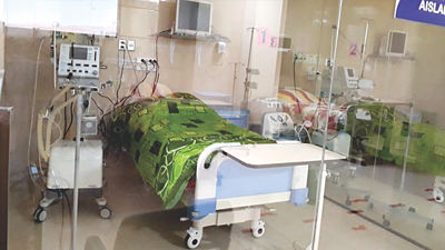 Preven-amplia-cuatro-camas-mas-de-terapia-intensiva-para-pacientes-COVID-en-Chuquisaca