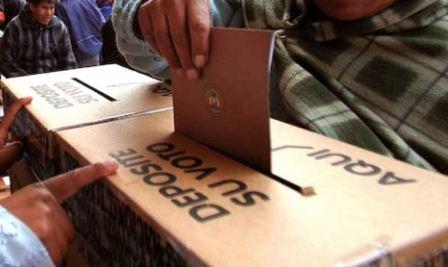 Jurados-electorales-seran-sancionados-con-trabajo-comunitario-y-multas-de-hasta-Bs-1.061-por-faltas-en-las-elecciones