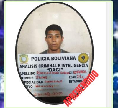 Dictan-30-anos-de-carcel-para-sujeto-que-fingio-hacer-delibery-y-asesino-a-un-hombre-en-Cochabamba