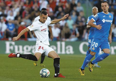 Sevilla-y-Getafe-con-rivales-italianos,-buscan-llegar-a-la--Final-a-8--